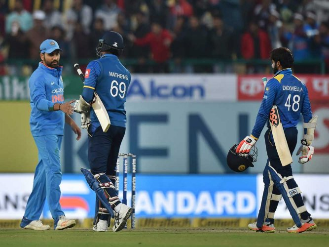 An eye-opener, says Rohit