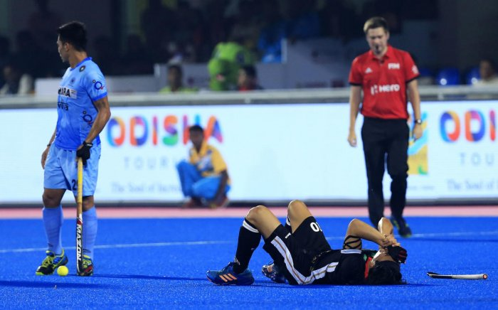 HWL: India win bronze, Germans hearts