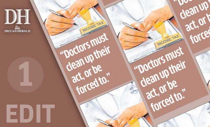Doctor-lab nexus: unethical, shameful