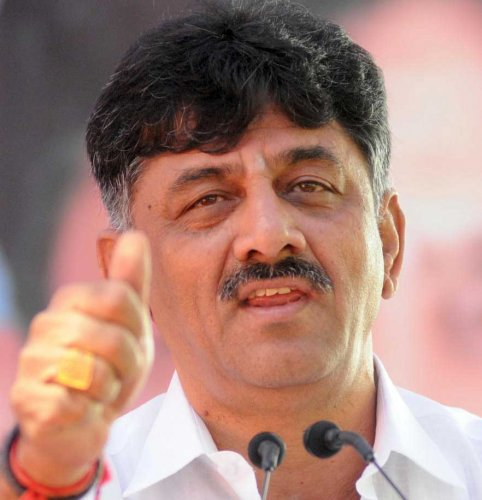 D K Shivakumar made 'benami' deposit of Rs 4 crore, I-T dept. tells HC