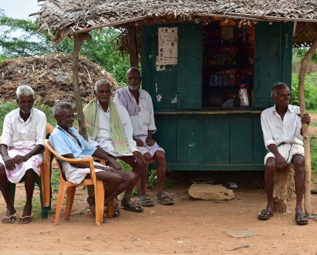 Elderly in India feel neglected: Survey