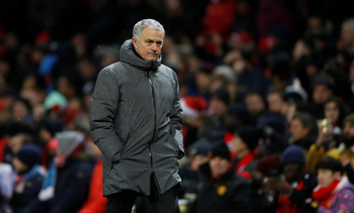 Manchester Derby: Unhappy Mourinho clashes with City boys