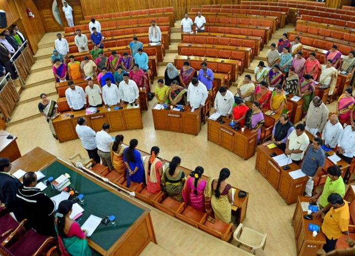 Corporators raise concern over drug abuse among city youngsters