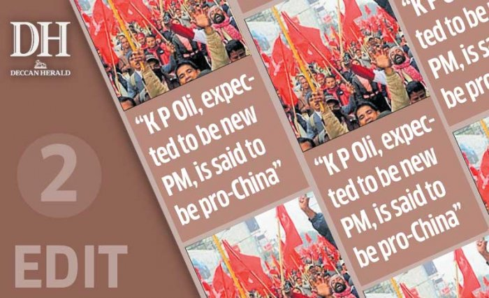 Nepal: a steep Left towards Beijing?