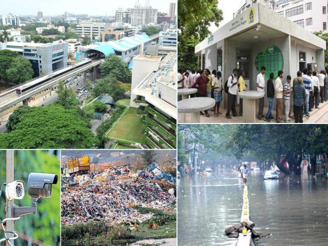 DH 2017: Bengaluru! you're at POINT BLANK: The fall and the rise of the city