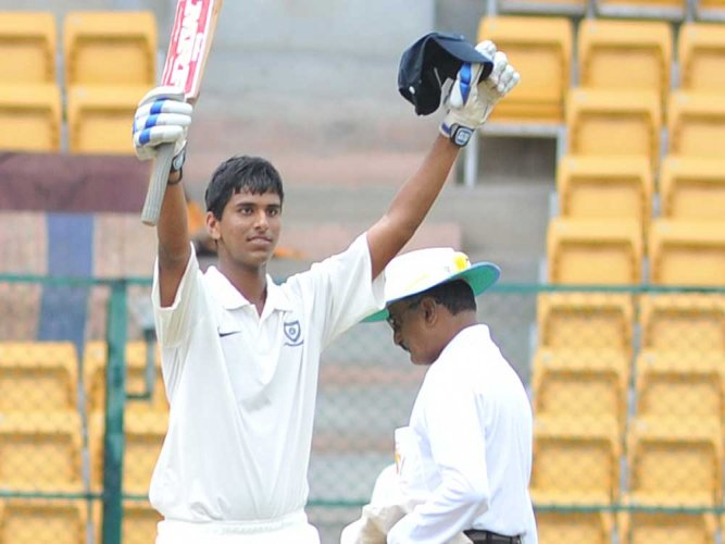 Ready to step in, says confident Sundar