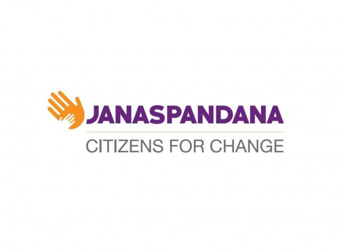 Janaspandana in Rajajinagar on Saturday