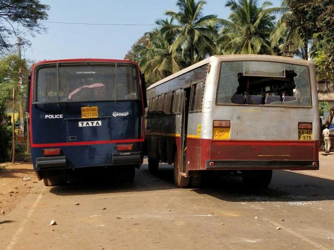 Paresh Mesta murder: After a day of violence, Sirsi returns to normal