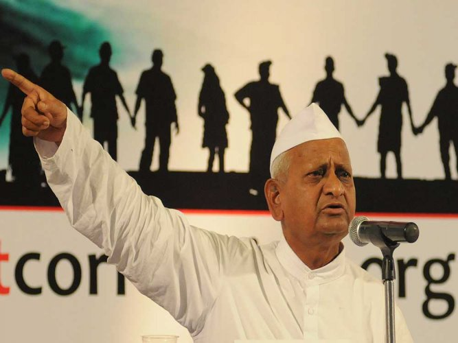 Hope no Kejriwal will emerge from my movement again: Anna Hazare
