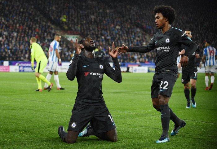 Chelsea give Conte cheer, Burnley go fourth