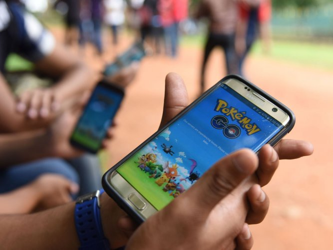 Pokemon Go may help people who struggle socially: study