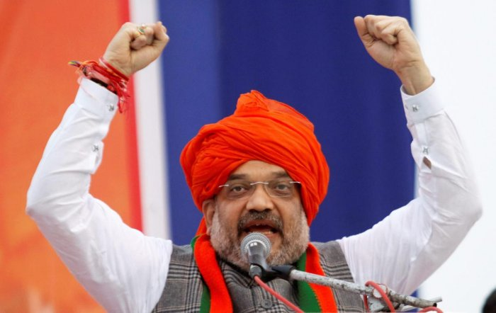 Nation missed Manmohan's anger when loot took place under his watch: Shah