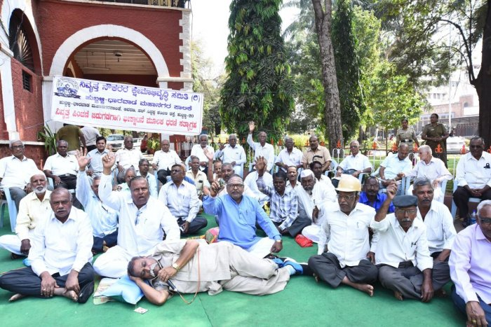 BJP to join protest of pensioners, contractors