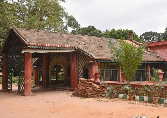 Horticulture dept to renovate Marigowda Hall at Lalbagh