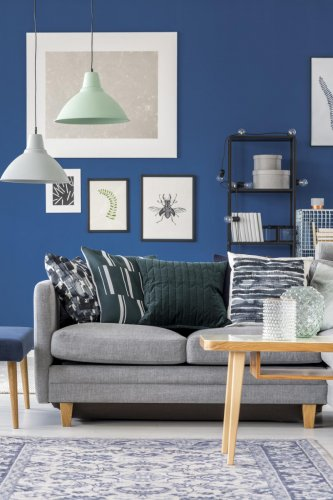 Five ideas to update your living room