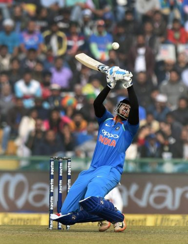 A much needed knock for talented Shreyas