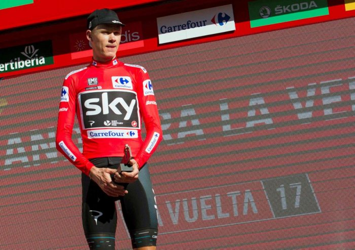 'I broke no rules' says Froome