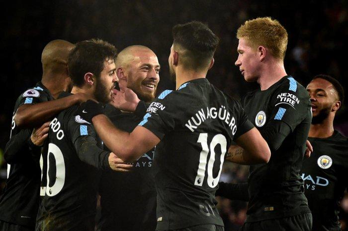 City hailed as Premier League greats