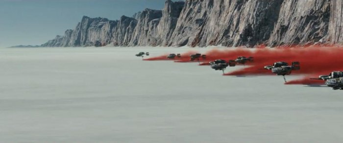 Star Wars: The Last Jedi review-- The force is strong with this one