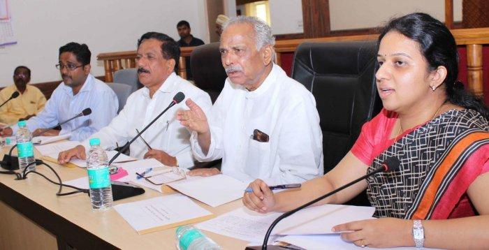 File FIR on missing register book in Virajpet : Minister