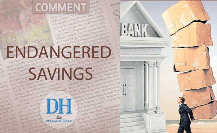 Endangered savings