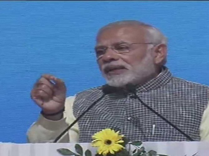 Mizoram becomes third power-surplus state in North-East: PM Modi