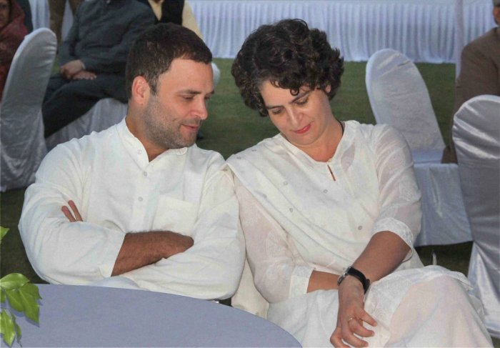 No question of me contesting Rae Bareli: Priyanka