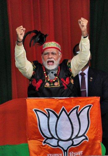 Mizoram to soon become gateway to SE Asia: PM
