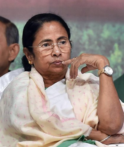 Mamata demands withdrawal of FRDI Bill