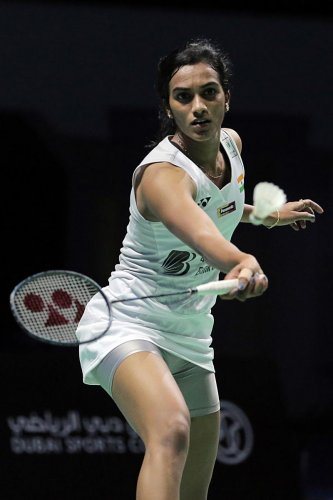 Sindhu on verge of history