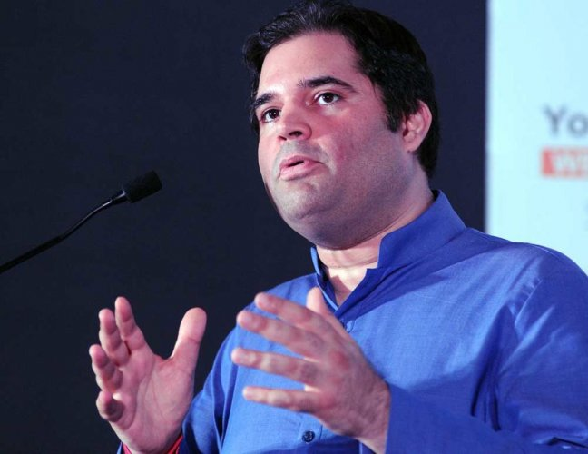 Gandhi surname helped me become MP at young age: Varun