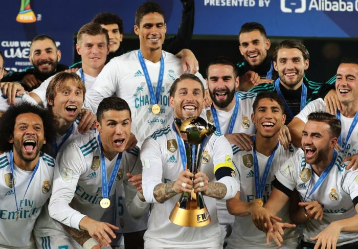 Ronaldo fires Real to fifth title