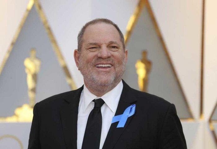 Jason Priestley claims punching Harvey Weinstein