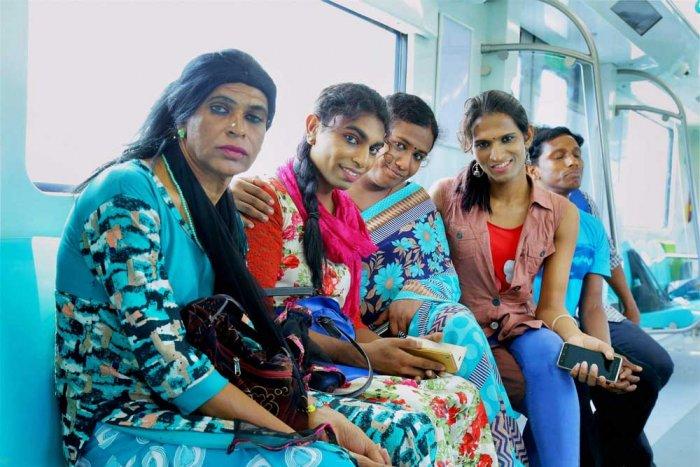 Andhra provides benefits for transgender uplift