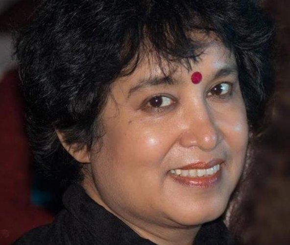 Minorities in better state in India than Pak, B'desh: Taslima