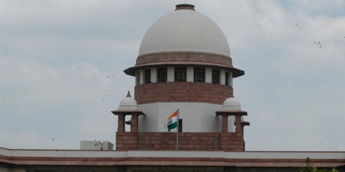 Minister can't usurp state property, says SC