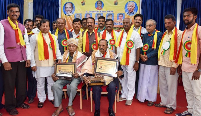 Kannada activists striving for developing language: Nisar Ahmed