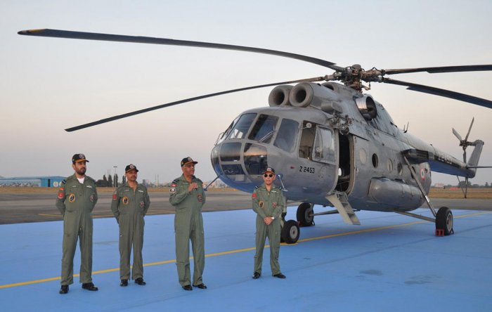 MI-8 'Pratap' choppers phased out of IAF