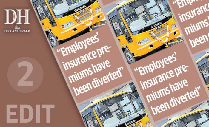BMTC, safeguard your staff first