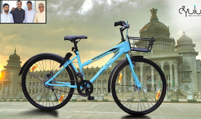 Hop on, zip around and drop off cycles anywhere in the city soon