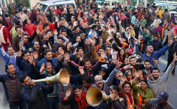 Verdict: BJP CM face loses face