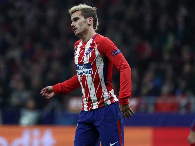 Atletico's Griezmann sparks controversy