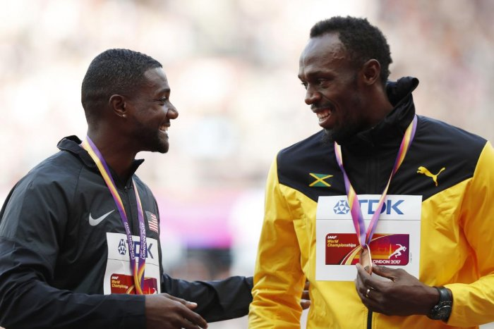 Shocked by allegations about coach and agent: Gatlin