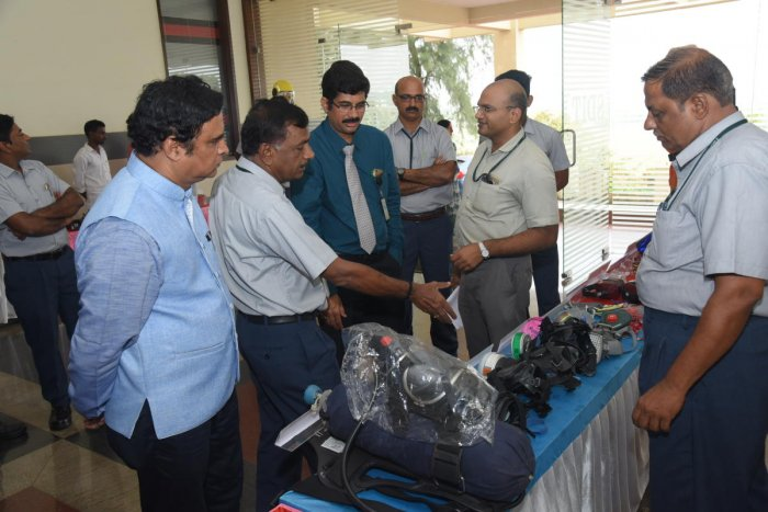 Awareness programme on public safety held