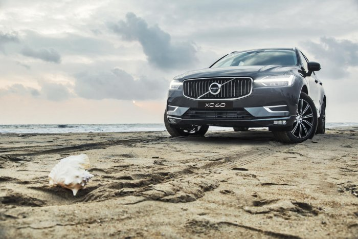 Volvo XC60: Redefining SUV XCellence