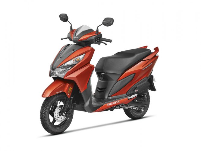 Why is Honda the scooter market leader? Ask Grazia
