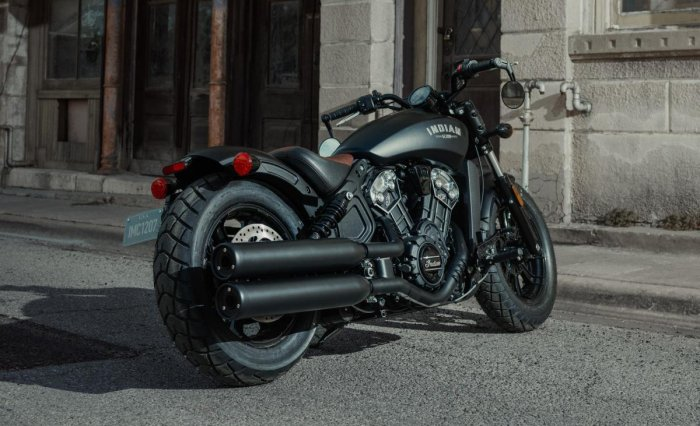 Indian Scout Bobber is here