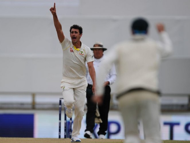 Starc cleared of serious injury