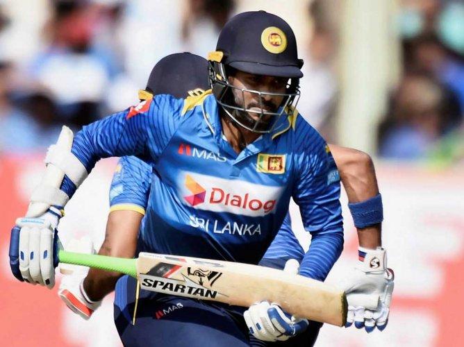 Sri Lanka have to show some fight: Tharanga