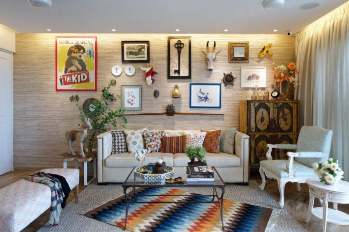 Interior trends that ruled 2017